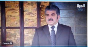 حميد مراد لفضائية الحرة عراق : المحاولات مستمرة من اجل افراغ المكونات الاصيلة من هذا البلد العريق
